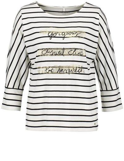Gerry Weber T-shirt 3/4 Arm 3/4 Arm Shirt With Fledermausarm