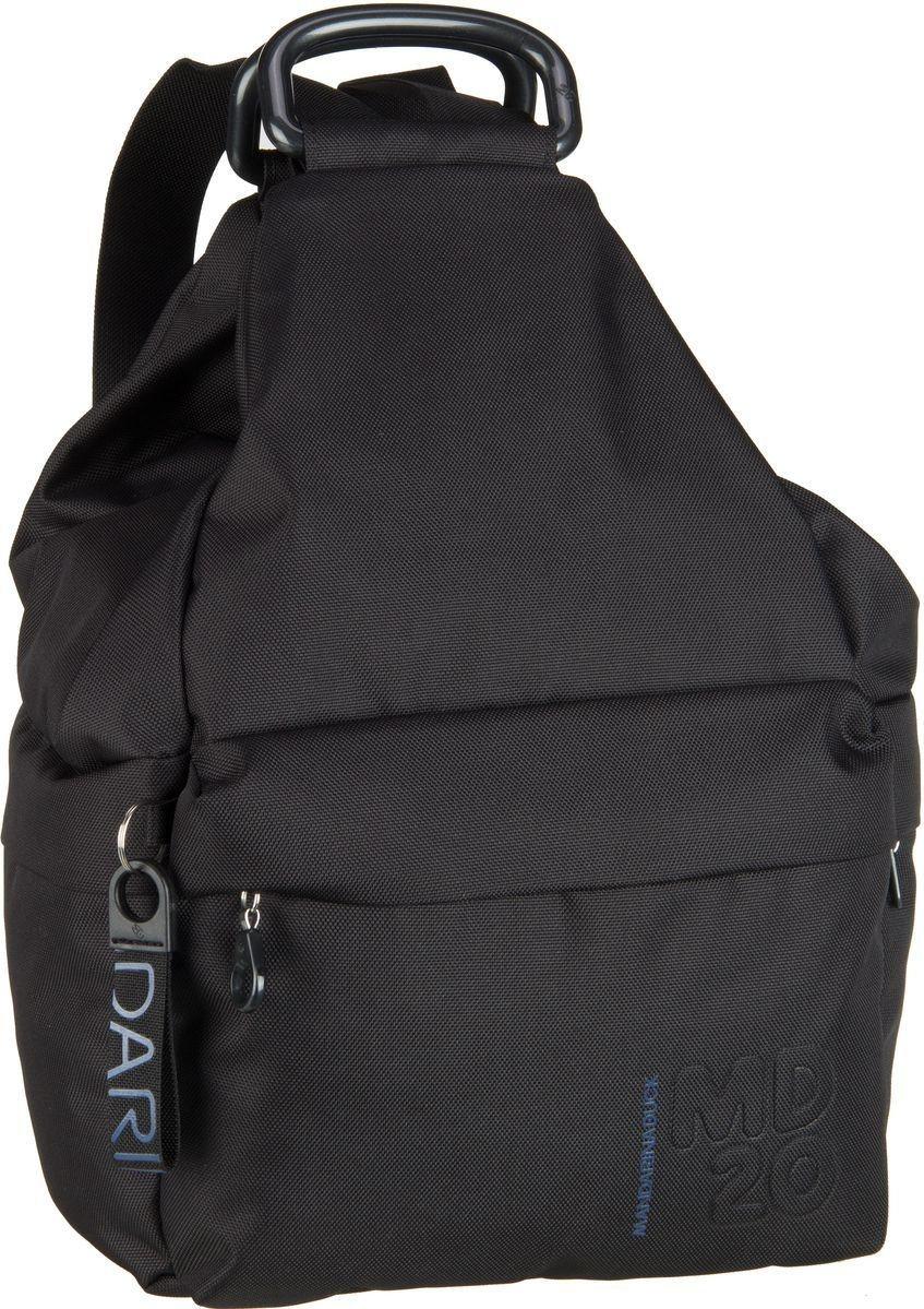 Damen Mandarina Duck Rucksack / Daypack MD20 Backpack QMT08 blau, grau, grün, schwarz | 08032803670700