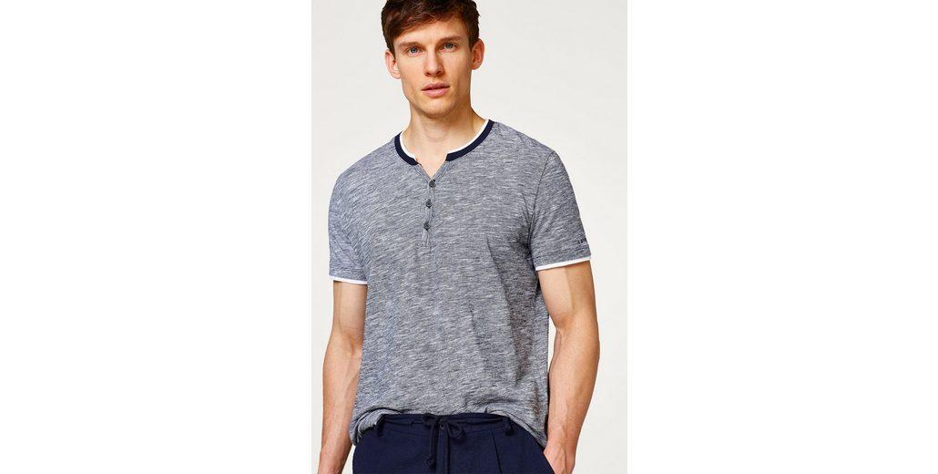 ESPRIT Layer-Shirt aus Jersey, Organic Cotton