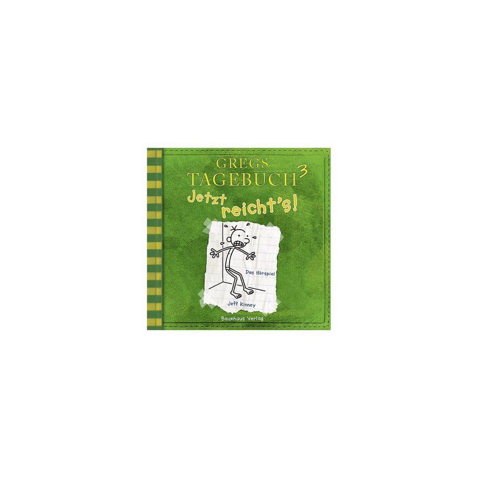 Baumhaus Verlag Gregs Tagebuch 3: Jetzt reicht& 39;s!, Audio-CD online kaufen