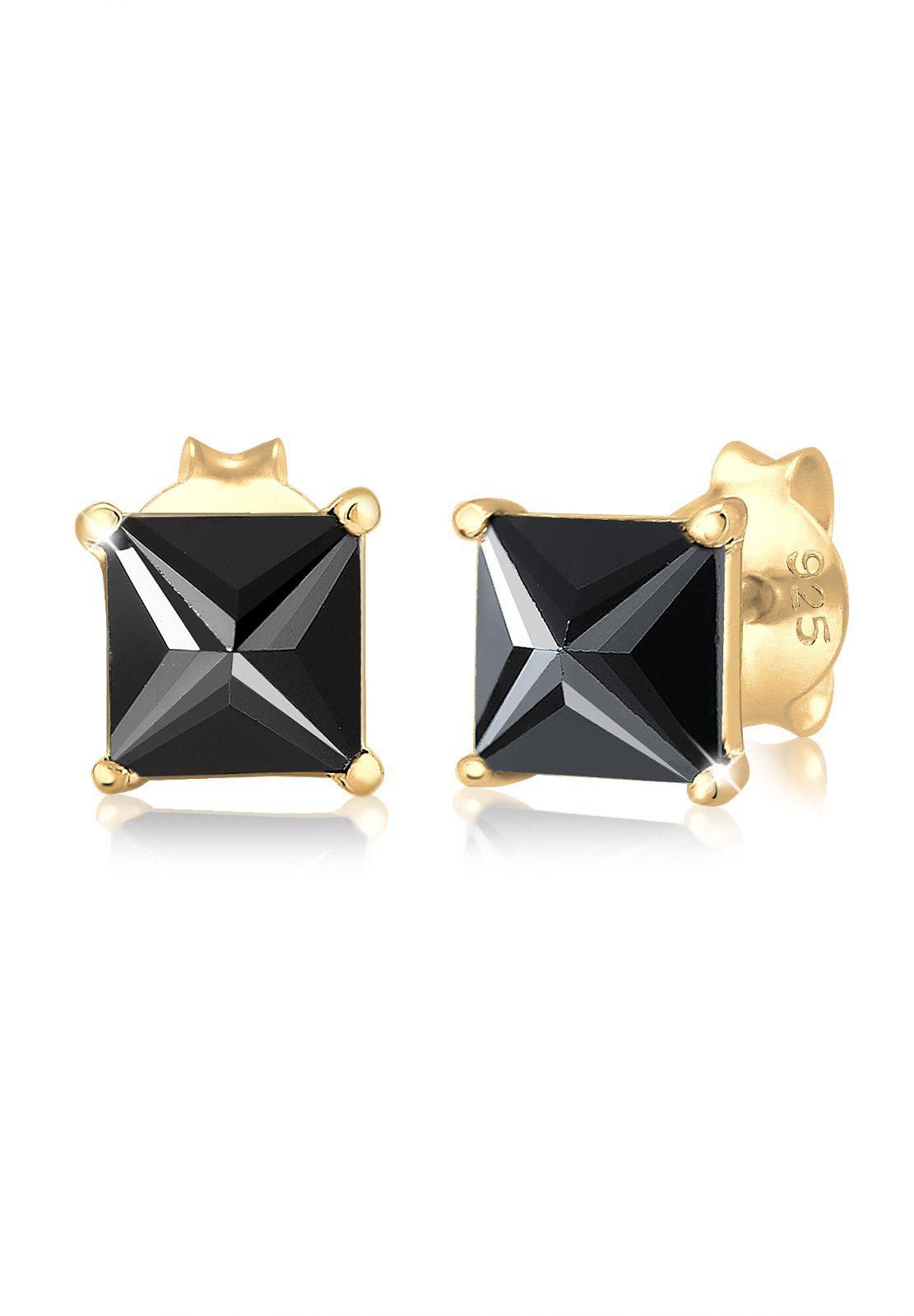 Armbanduhren Uhren & Schmuck Mab London Damen Mit Steinen Besetzt Schwarzes Zifferblatt & Gold Farbe