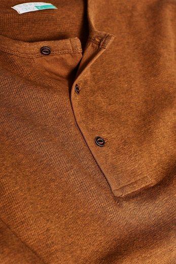 ESPRIT Jersey-Longsleeve mit Organic Cotton