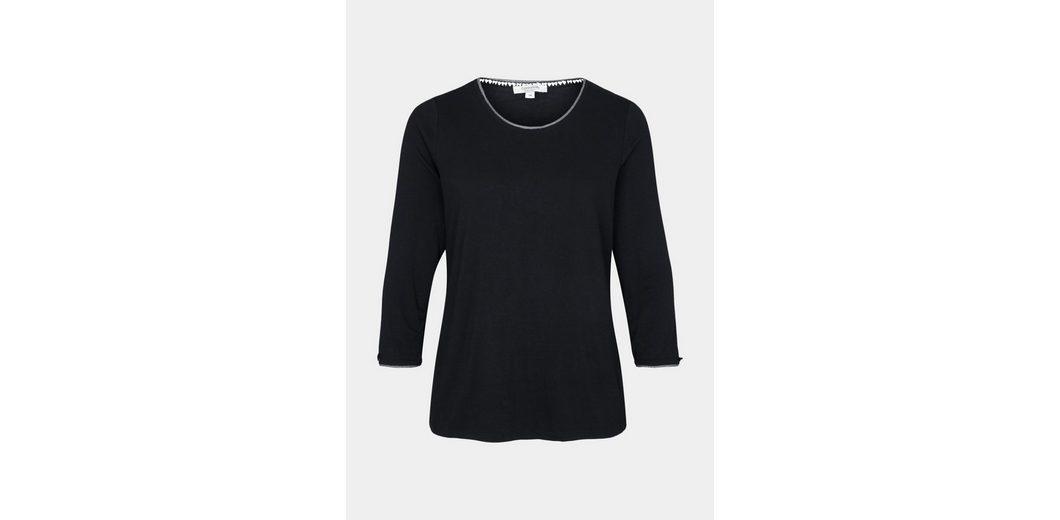 COMMA L盲nge COMMA mit 脛rmeln 4 Jerseyshirt Jerseyshirt in 3 CqZwP5Z