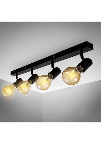 B.K.Licht LED Deckenspots LED Vintage lubinis šv...