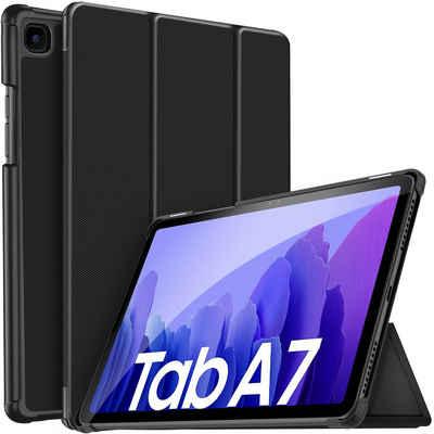 IVSO Tablet-Hülle »Hülle für Samsung Galaxy Tab A7 T505/T500/T507 10.4 Zoll 2020,« Samsung Galaxy Tab A7 T505/T500/T507 10.4 Zoll 2020 10.4 inch, Schlank Slim Schutzhülle Hochwertiges PU mit Standfunktion