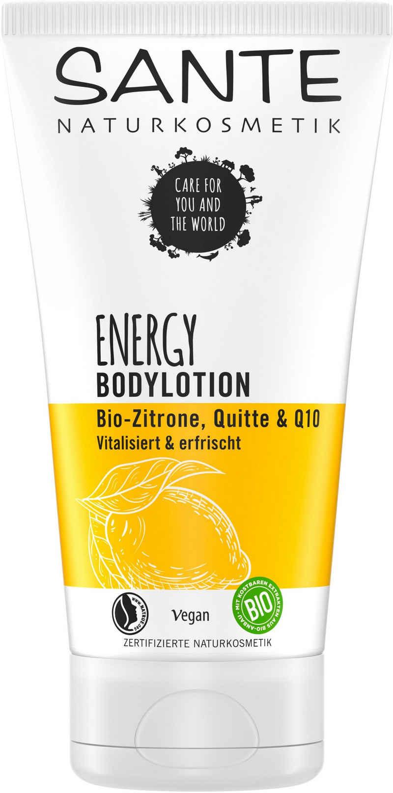 SANTE Bodylotion »ENERGY«