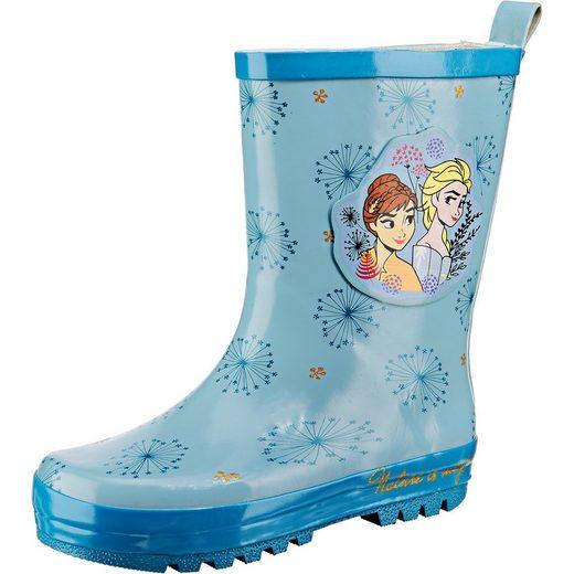 Disney die Eiskönigin Gummistiefel für Mädchen