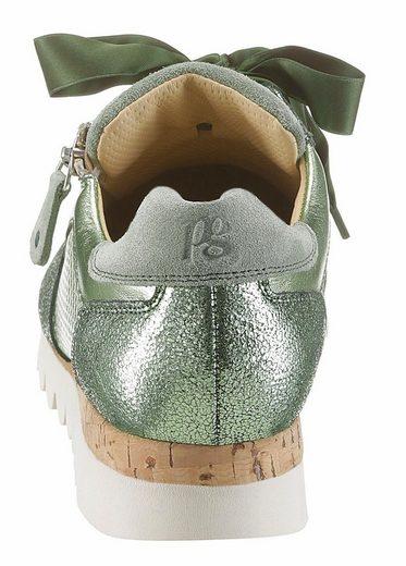 Paul Green Sneaker, mit Zacken-Profil