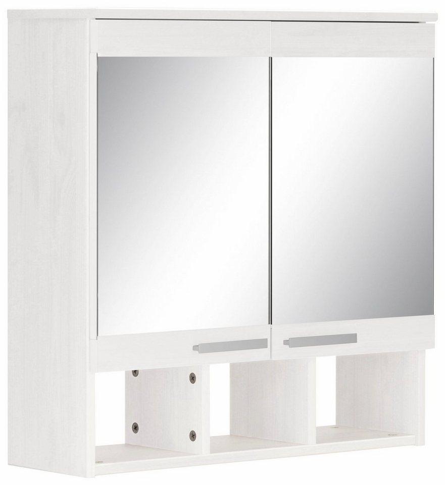 welltime spiegelschrank josie aus massivholz otto. Black Bedroom Furniture Sets. Home Design Ideas