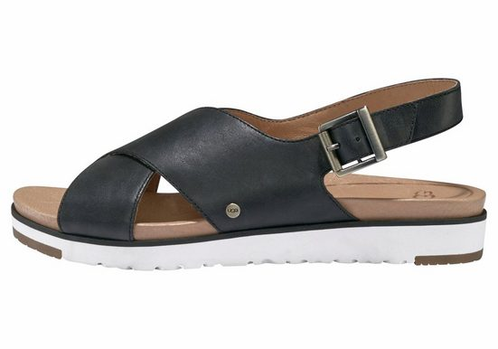 Ugg Kamile Sandal, Outsole With Trendy White