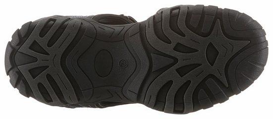 Sandale Petrolio, Avec 3 Sangles Velcro Ajustables