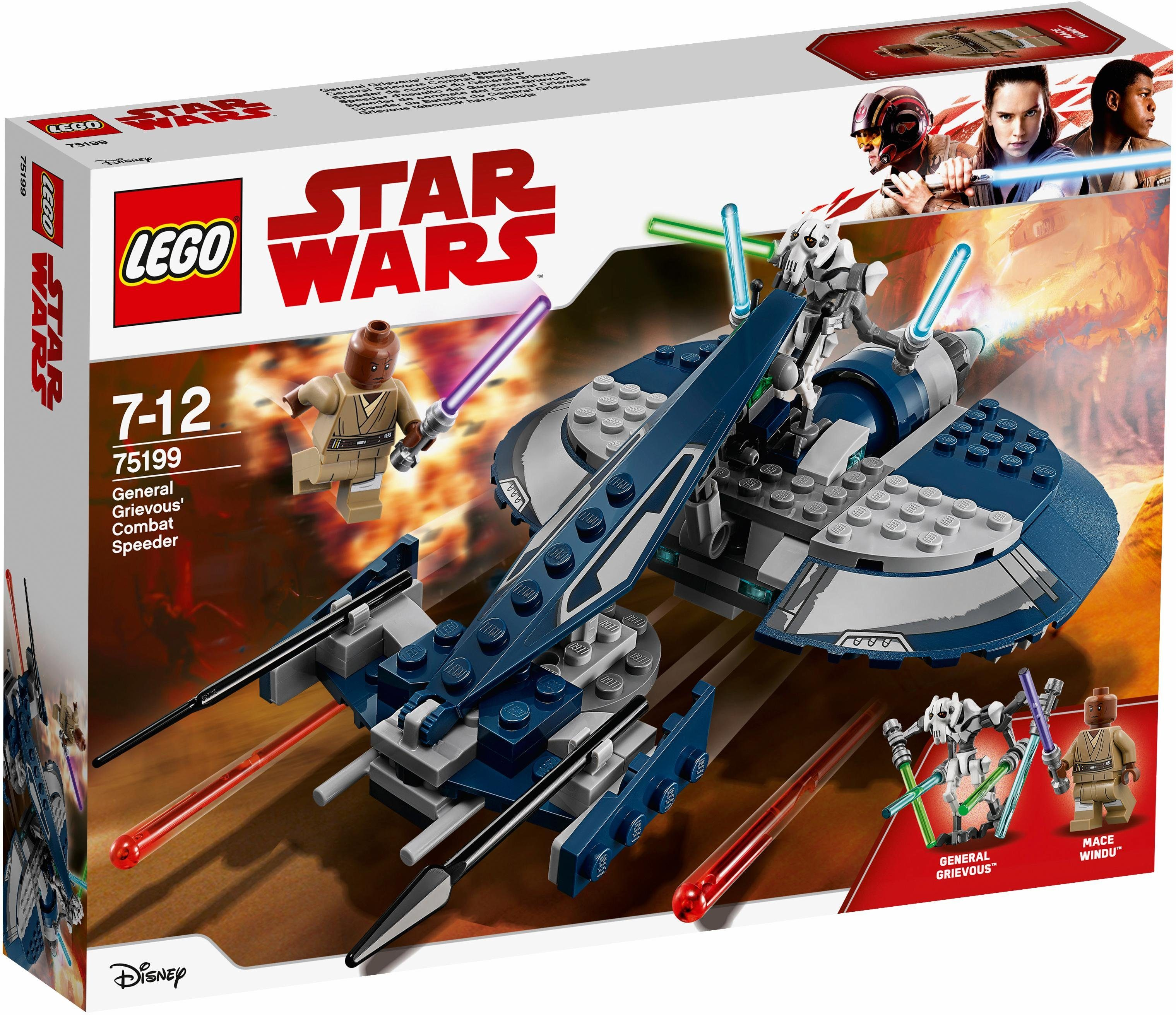 LEGO® General Grievous Combat Speeder (75199), »LEGO® Star Wars™«