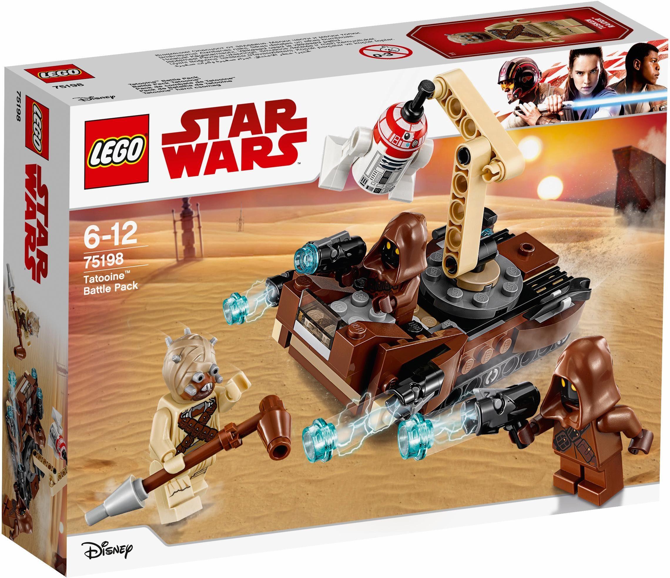 LEGO® Tatooine™ Battle Pack (75198), »LEGO® Star Wars™«