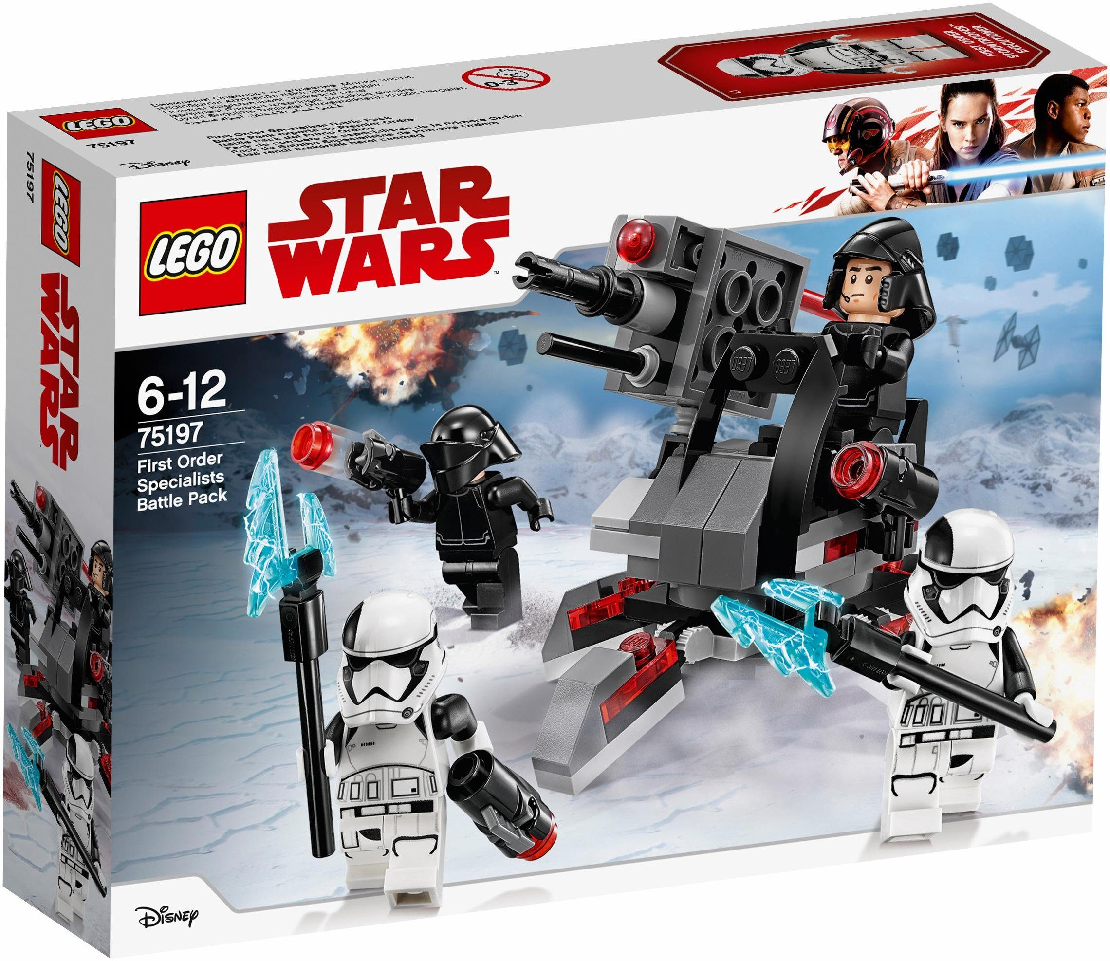 LEGO® First Order Specialists Battle Pack (75197), »LEGO® Star Wars™«