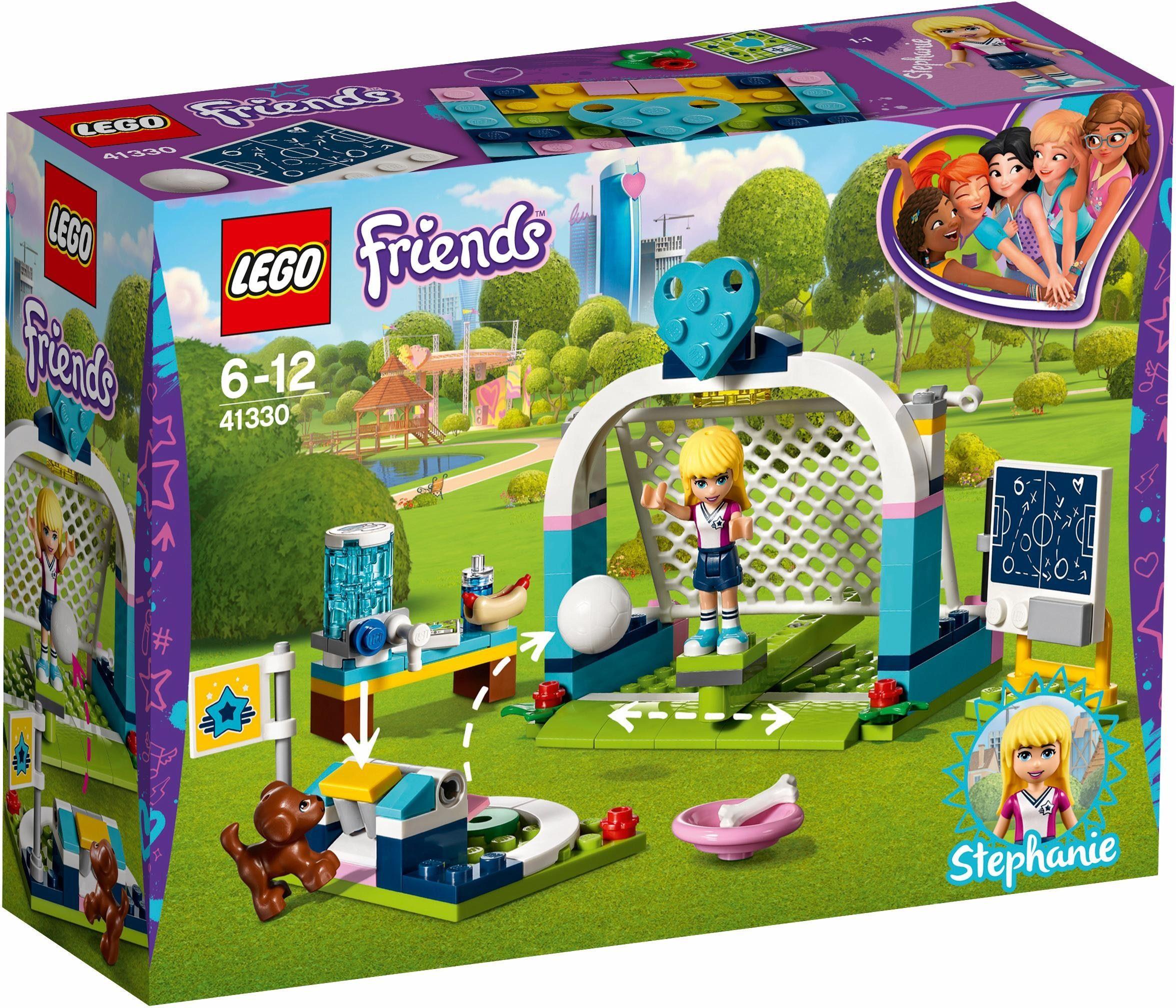 LEGO® Fußballtraining mit Stephanie (41330), »LEGO® Friends«