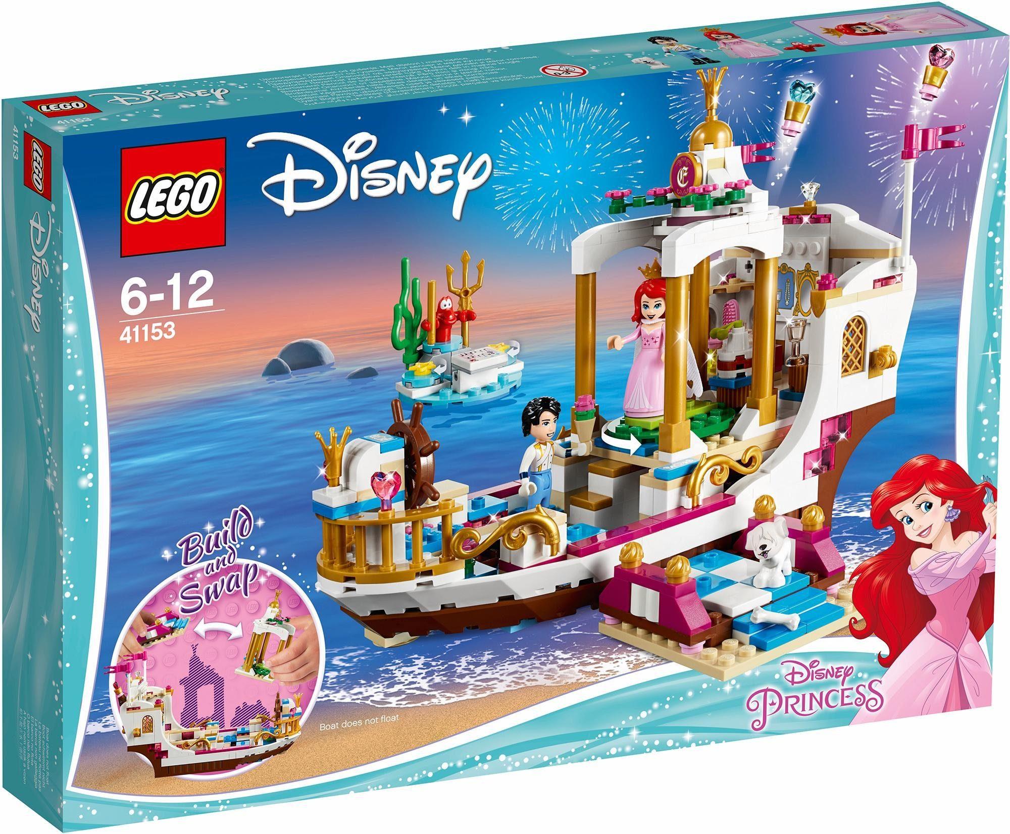 LEGO® Arielles königliches Hochzeitsboot (41153), »LEGO® Disney Princess™«