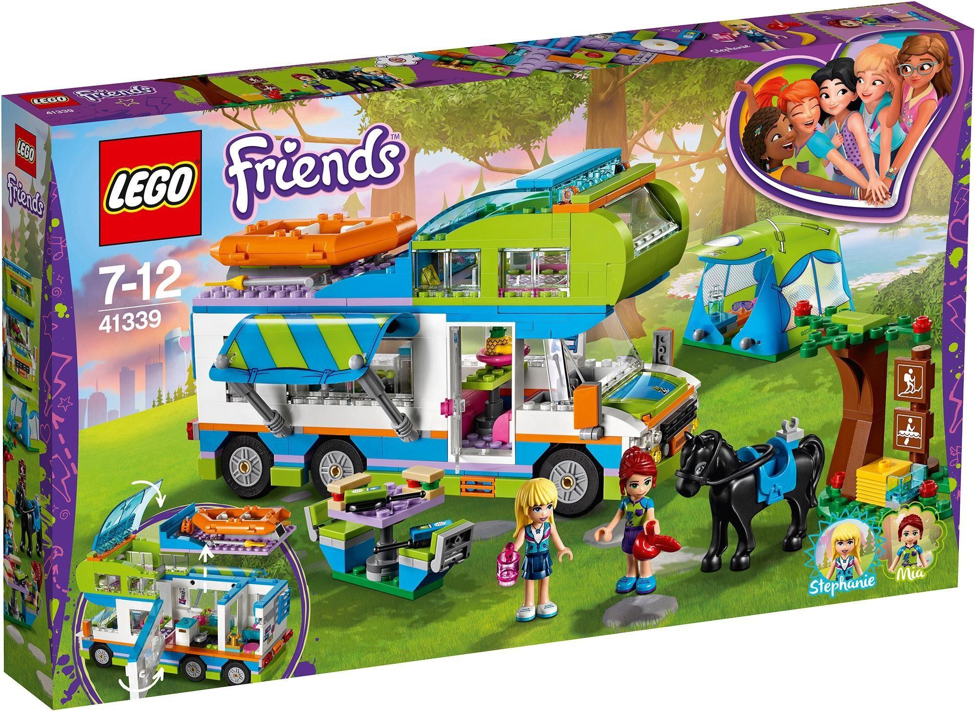 LEGO® Mias Wohnmobil (41339), »LEGO® Friends«