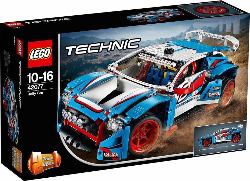 LEGO® Rallyeauto (42077),  LEGO® Technic  kaufen