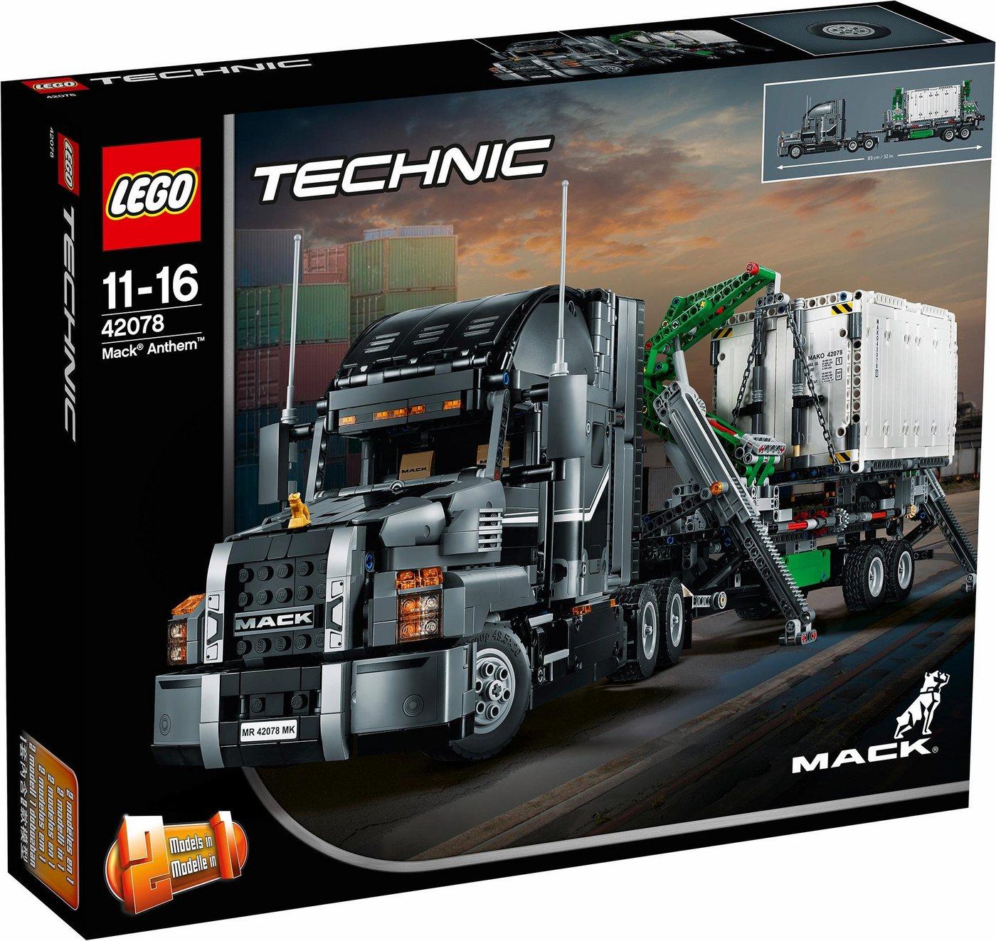 LEGO® Mack® Anthem™ (42078), »LEGO® Technic«