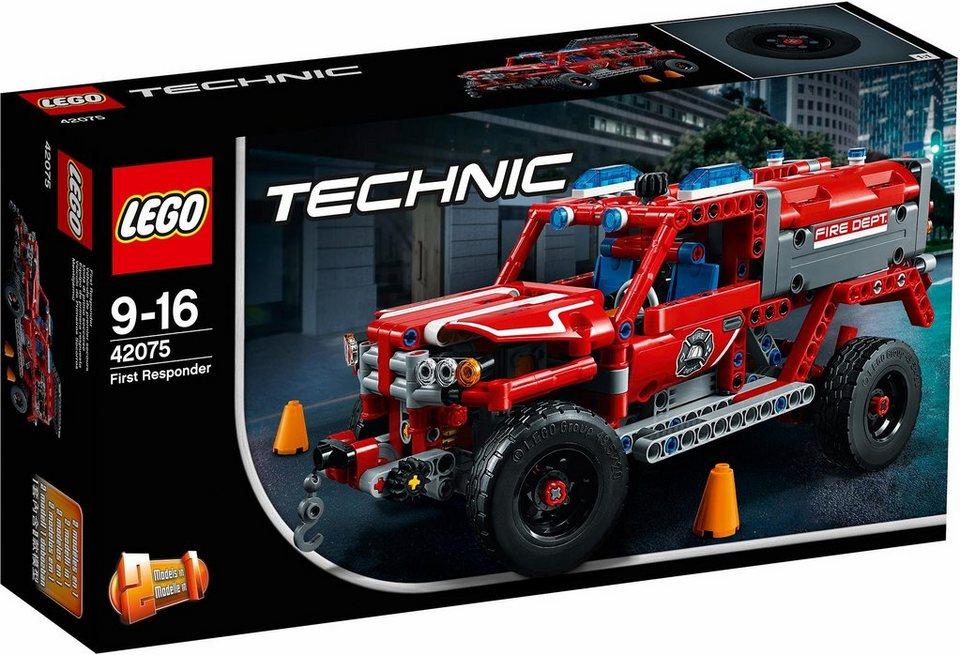LEGO® First Responder (42075),  LEGO® Technic