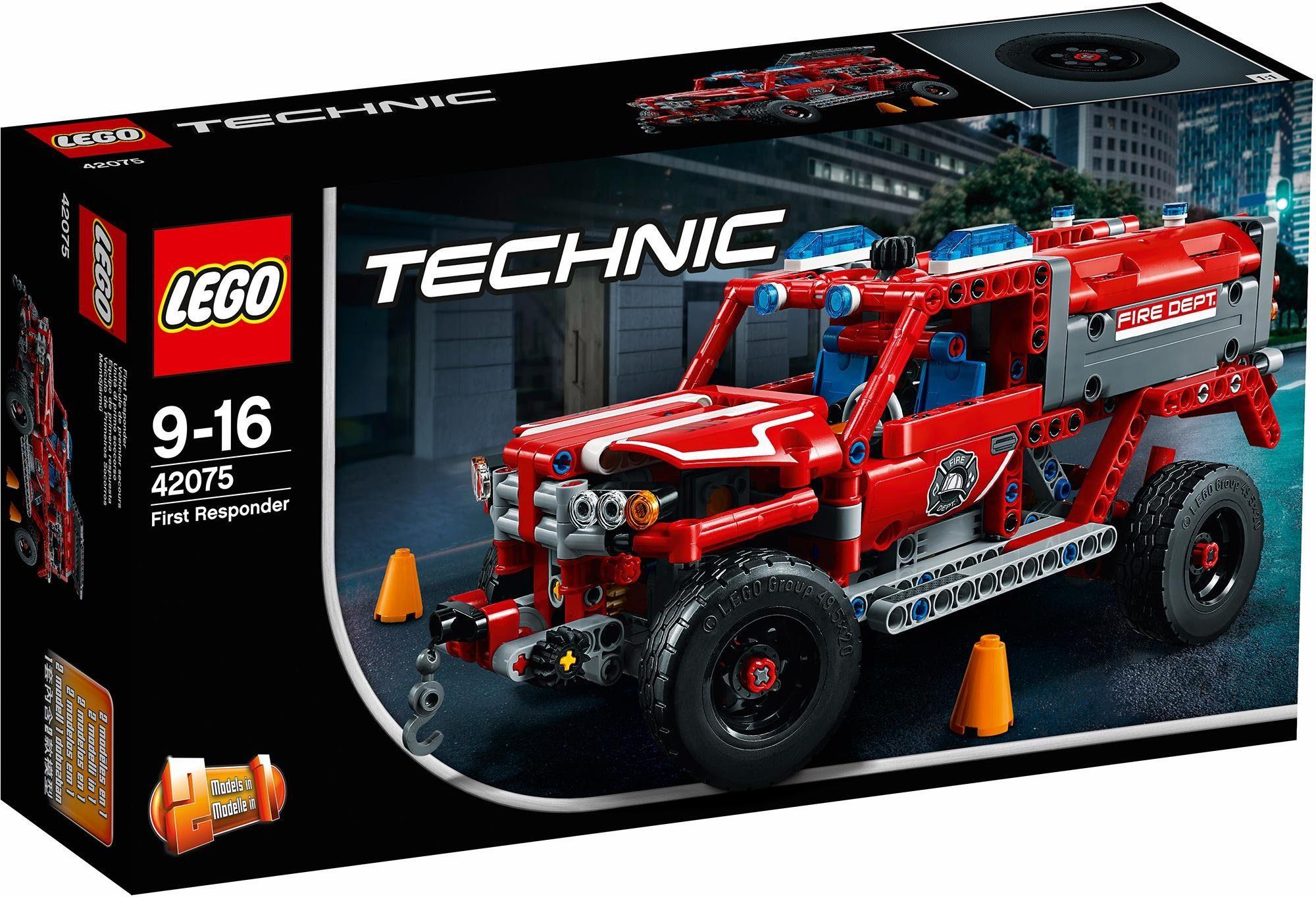 LEGO® First Responder (42075), »LEGO® Technic«