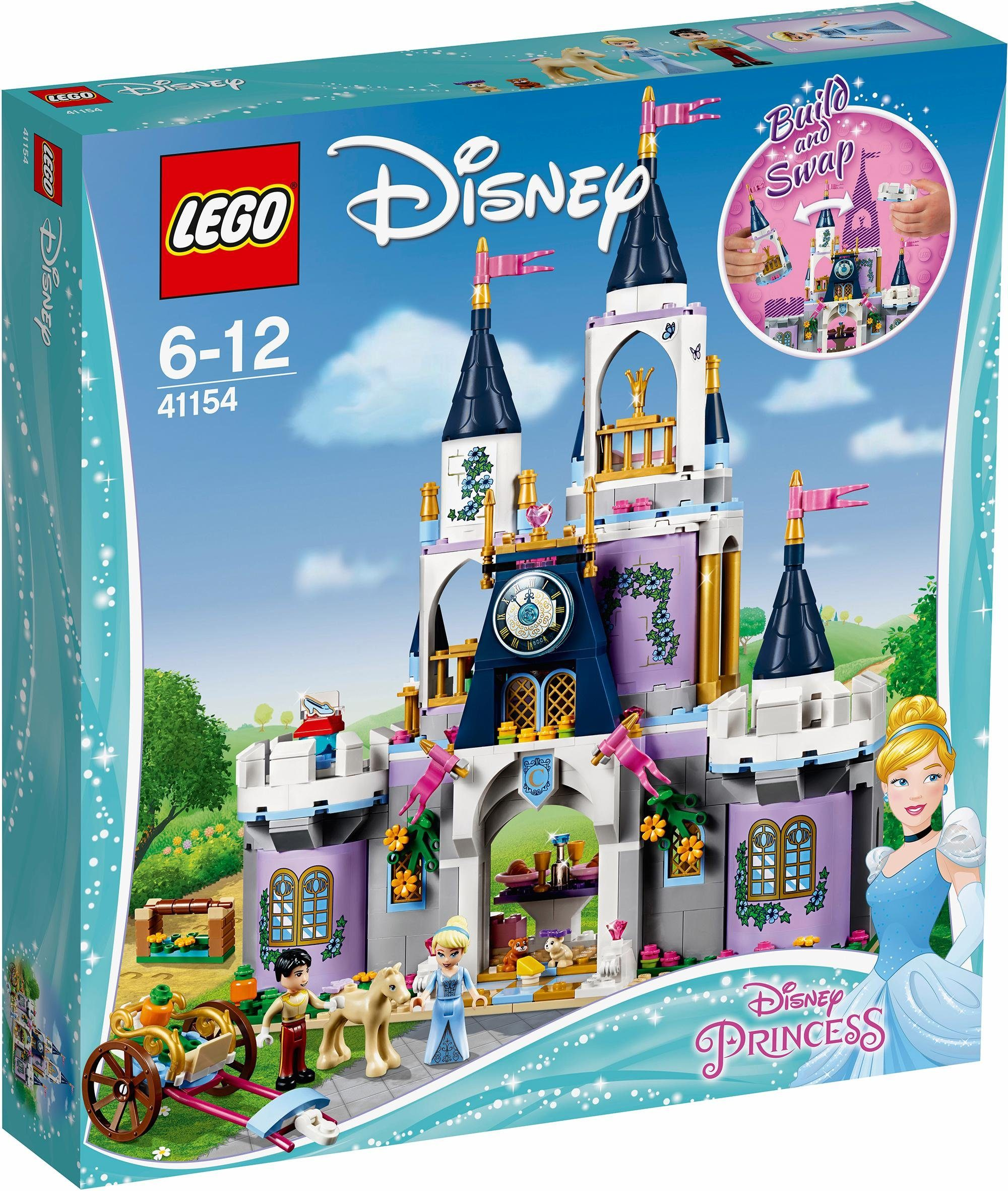 LEGO® Cinderellas Traumschloss (41154), »LEGO® Disney Princess™«