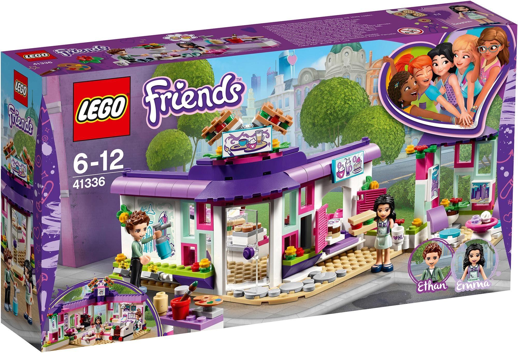 LEGO® Emmas Künstlercafé (41336), »LEGO® Friends«