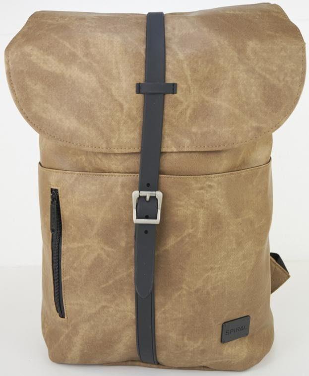 Spiral® Rucksack mit Laptopfach, »Tribeca, sandstone«