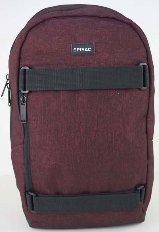 Spiral® Rucksack mit Laptopfach, »Everest, burgundy«