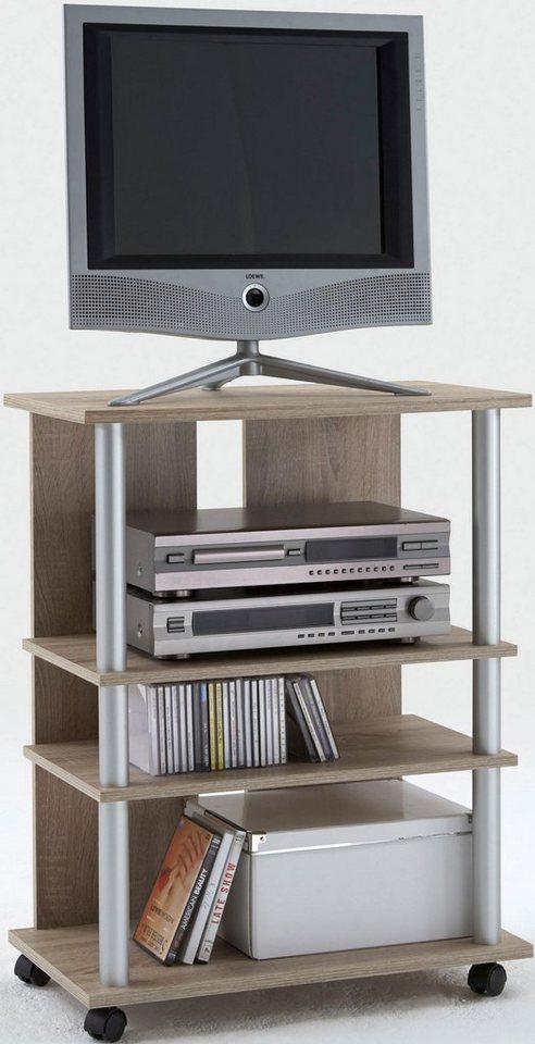 fmd variant 7 tv hifi regal breite 65 cm otto. Black Bedroom Furniture Sets. Home Design Ideas