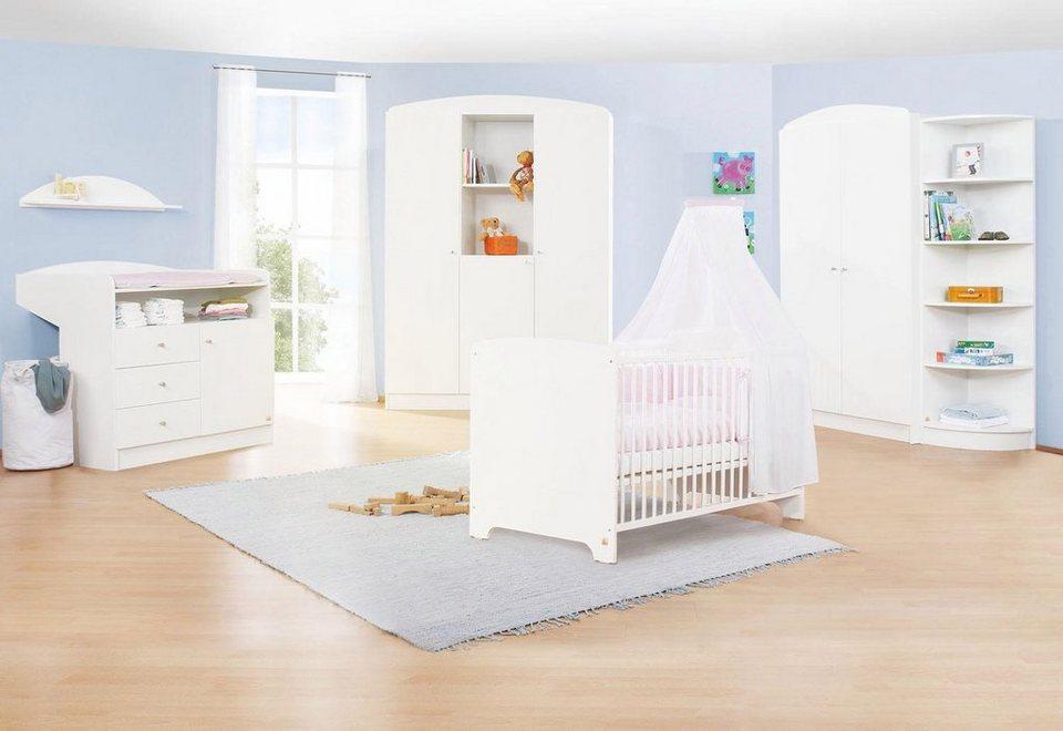 Pinolino babyzimmer set 3 tlg kinderzimmer jil online - Otto babyzimmer ...