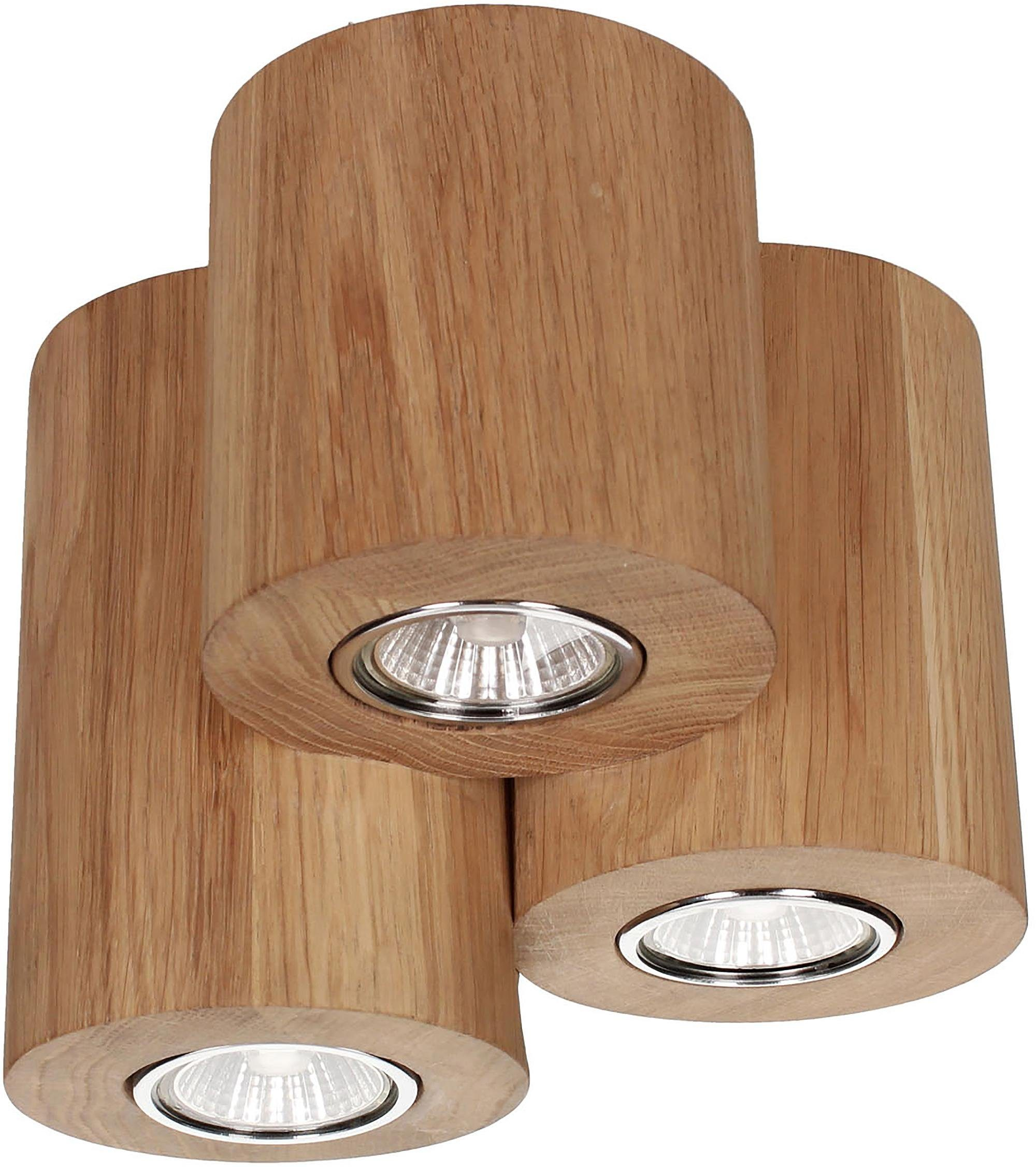 SPOT Light LED Deckenleuchte »WOODDREAM«