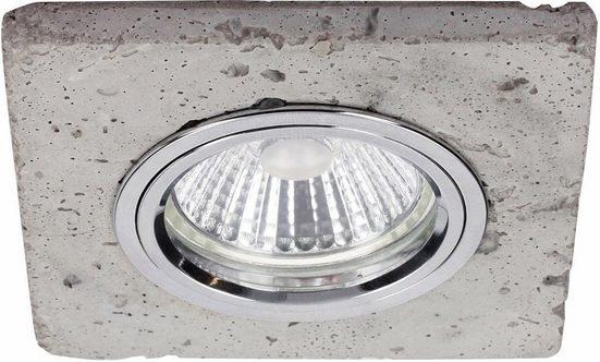 SPOT Light LED Einbaustrahler »LEDSDREAM«, geeignet für Innenräume im rustikalen sowie Loft-Stil