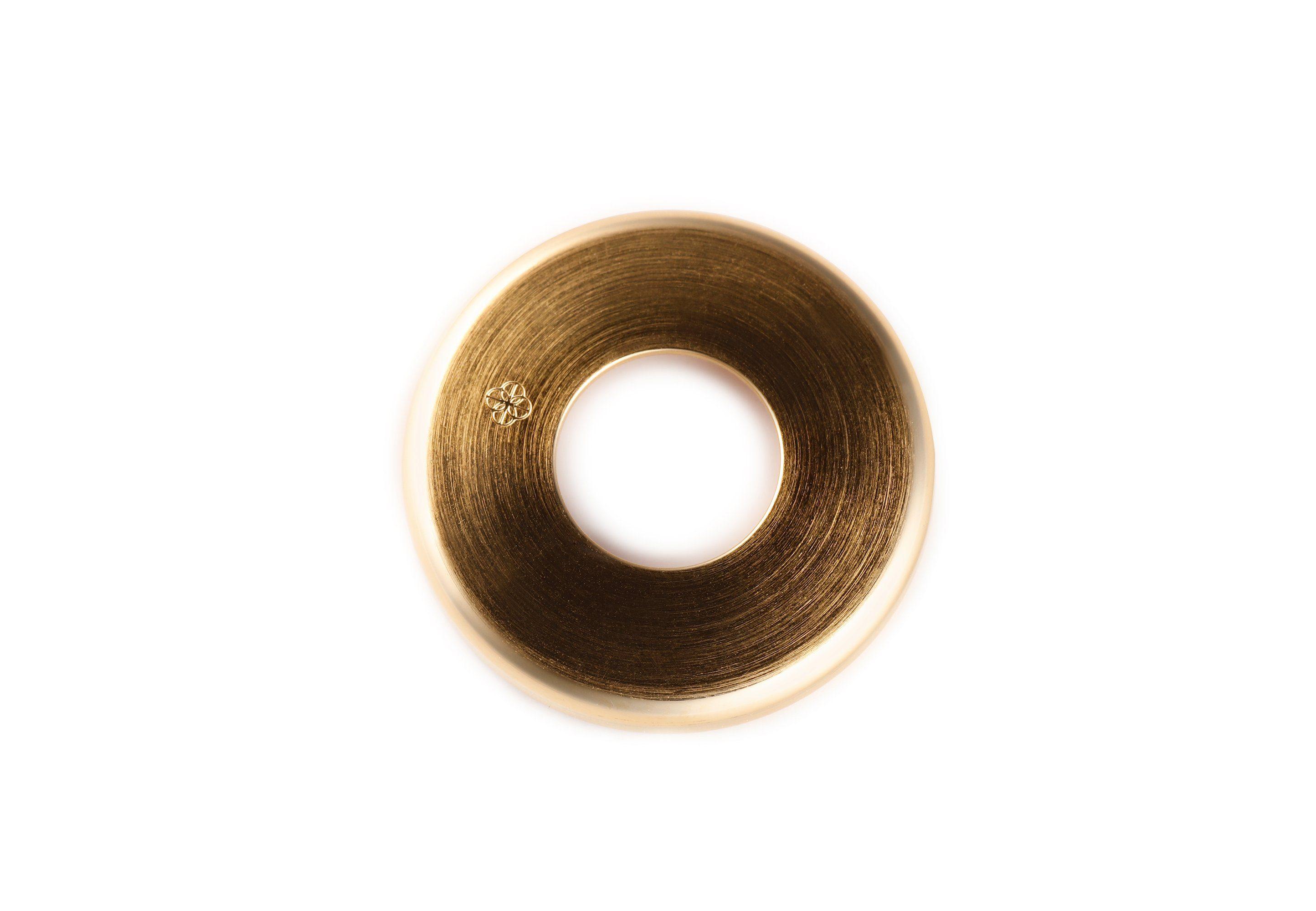 EHINGER SCHWARZ 1876 Runde Scheibe für das Ringsystem Charlotte