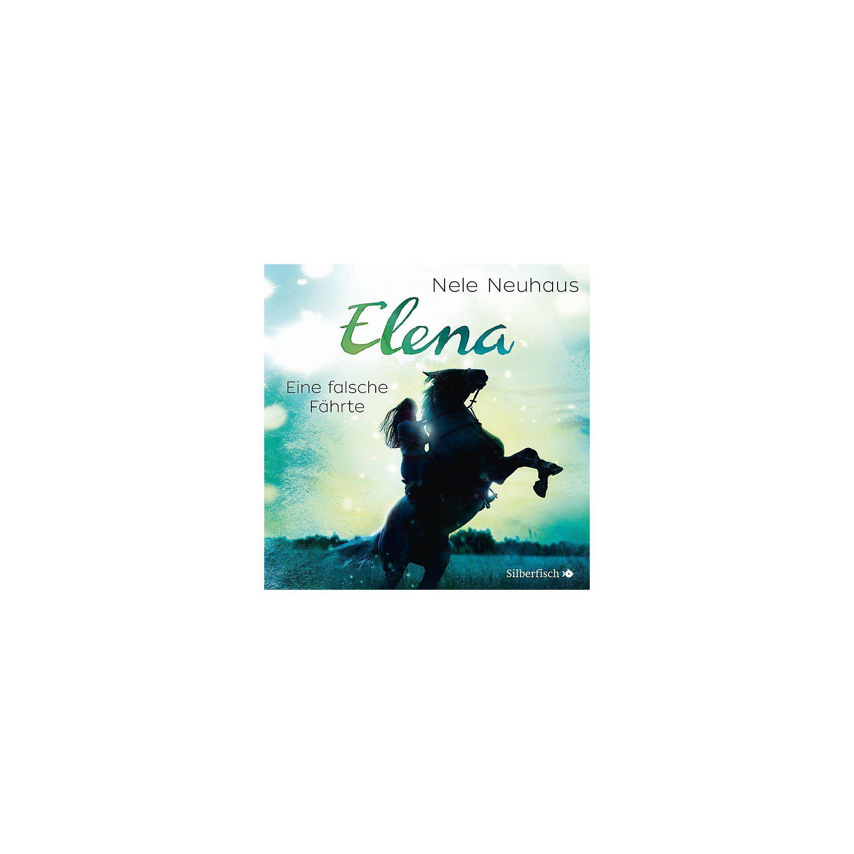Carlsen Verlag Elena - Ein Leben für Pferde: Eine falsche Fährte, 1 Audio-C