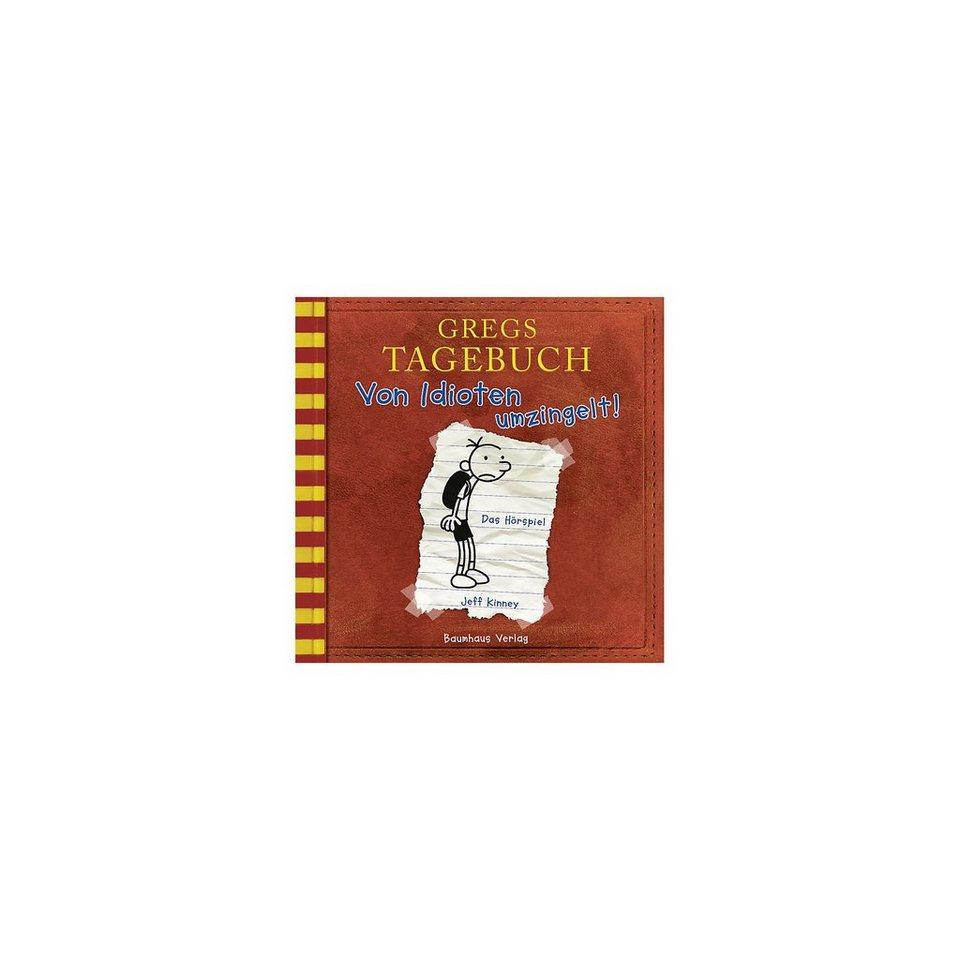 Baumhaus Verlag Gregs Tagebuch 1: Von Idioten umzingelt!, Audio-CD online kaufen