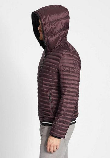 khujo Daunenjacke LAMAR, mit Reißverschlusstaschen