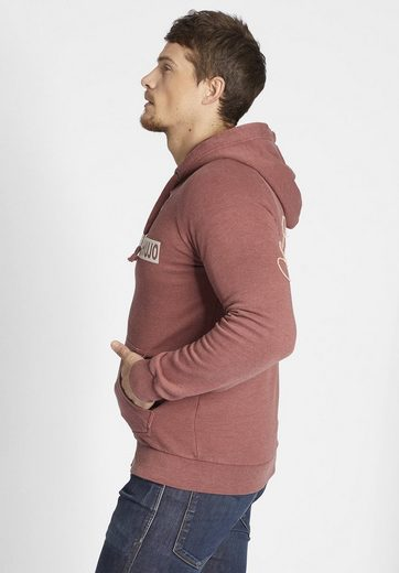 Khujo Sweatshirt Calf, With Kangaroo Pocket