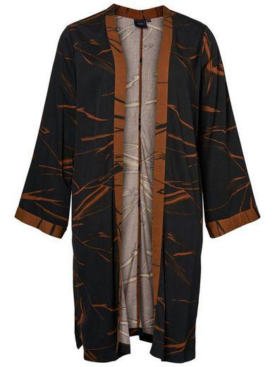 JUNAROSE Print-Details Kimono
