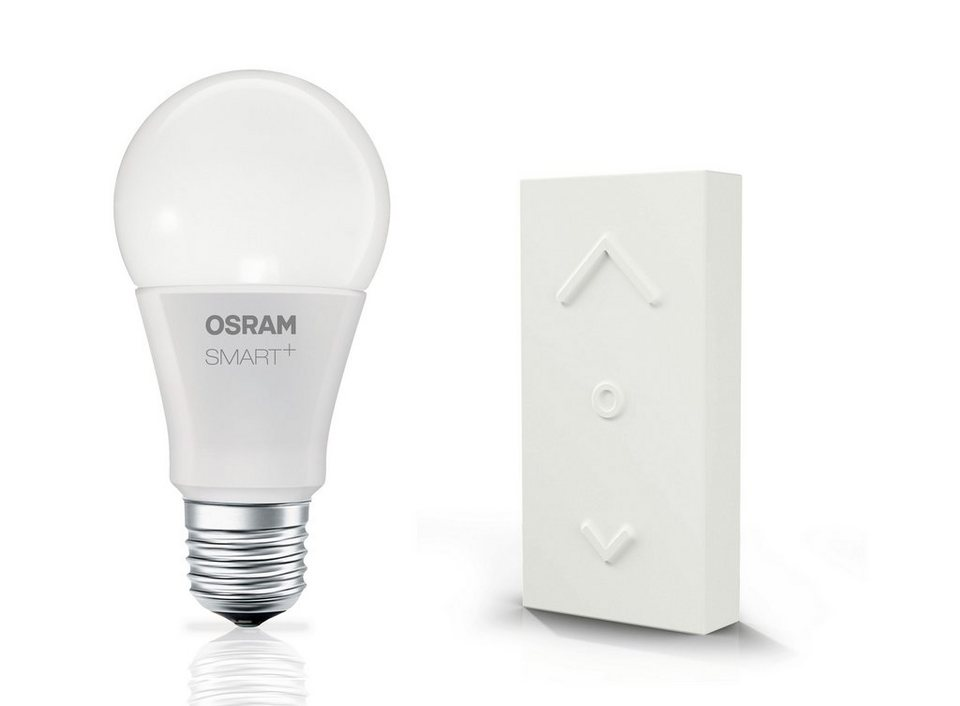 osram smart smart home e27 dim lampe dimming switch schalter dimming switch mini kit. Black Bedroom Furniture Sets. Home Design Ideas