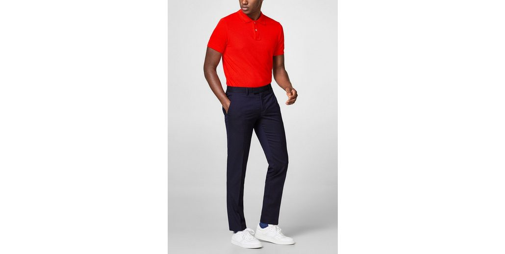 ESPRIT COLLECTION Anzughose mit feinem Punkt-Muster Günstig Kaufen Mit Paypal MEWbt5V
