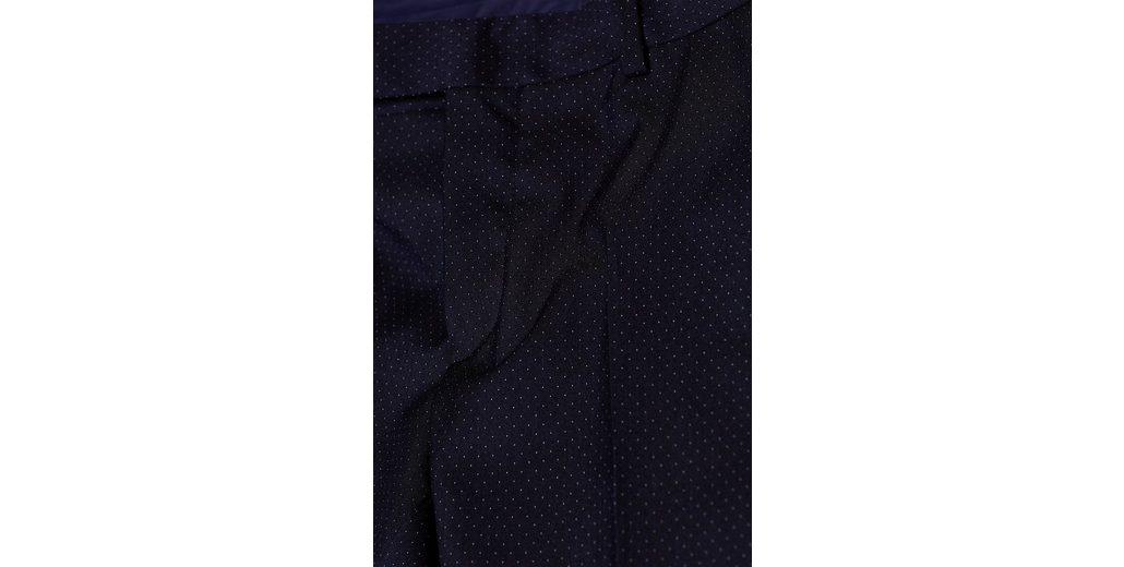 ESPRIT COLLECTION Anzughose mit feinem Punkt-Muster Nicekicks Online zR9Xk6