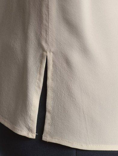 Alba Moda Blusentop aus hochwertiger Seide