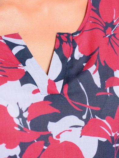 Alba Moda Bluse mit ALBA MODA exklusivem Print