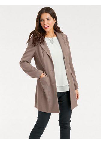 Пиджак длинный в taillierter форма в t...