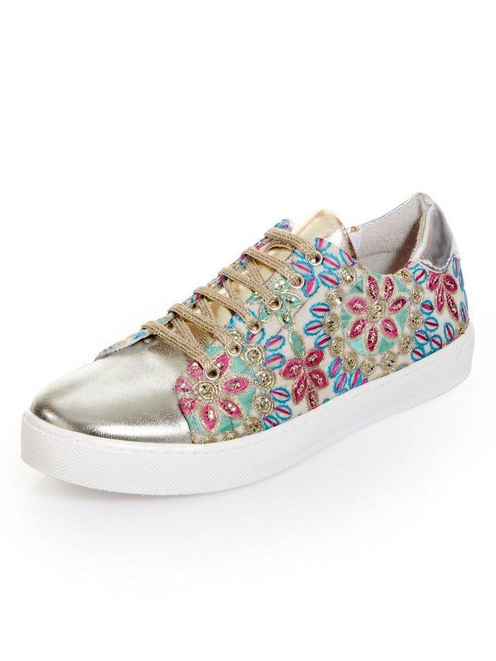 2057883c9f7b Alba Moda Sneaker im floralen Muster online kaufen | OTTO