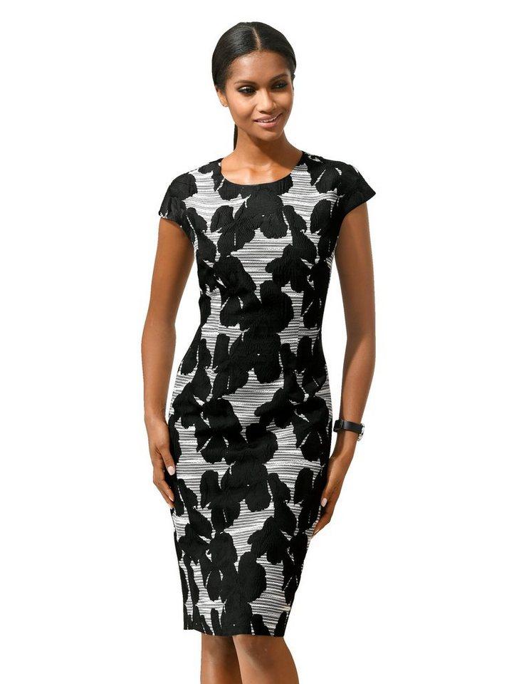 new product 14ba4 407ee Alba Moda Kleid in wunderschönem Jacquarddessin | OTTO