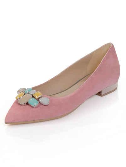 Alba Moda Ballerinas online kaufen   OTTO 8fbf3bcc58