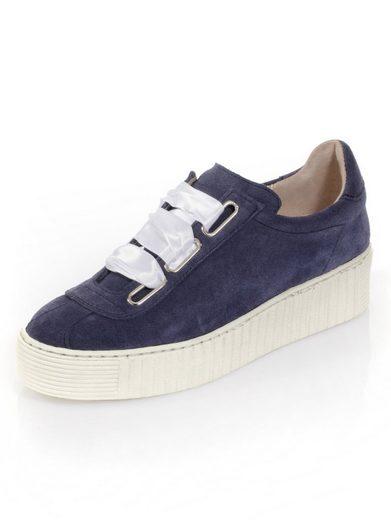 Alba Moda Sneaker mit breiter Plateausohle