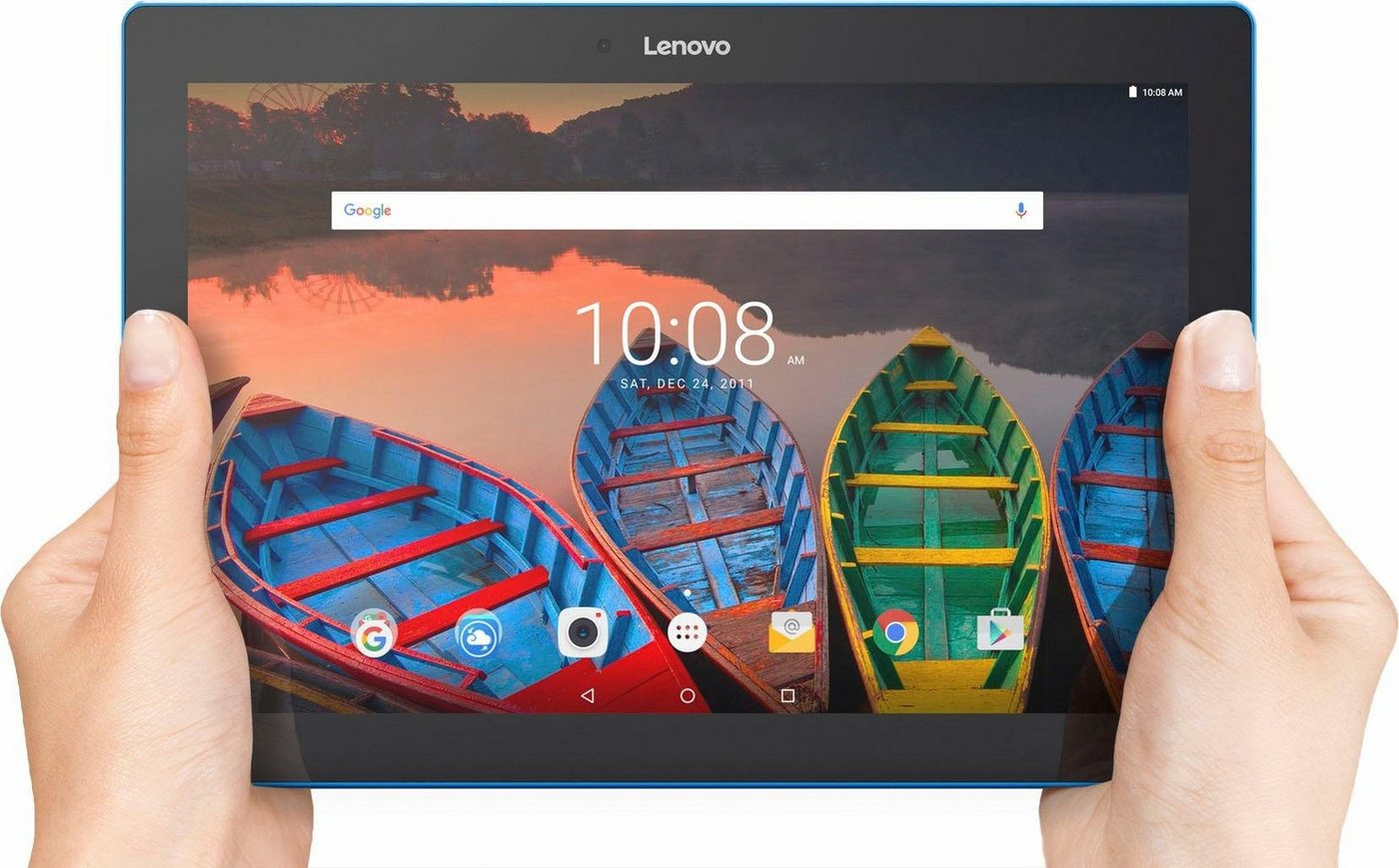 Lenovo »TB-X103F, ZA1U0082DE« Tablet (10,1, 16 GB, Android) - Preisvergleich